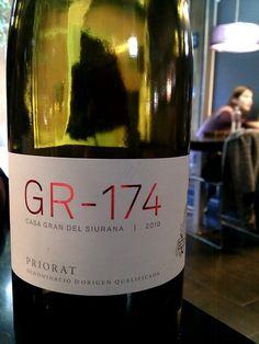 #avuitastem (hem tastat) GR-174, 2010, Priorat Wine, Drinks, Bottle, 12th Century, Big Houses, Drinking, Beverages, Flask, Drink