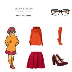Halloween Costume Ideas With Glasses | Velma Dinkley
