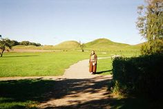 Where the heathen kings are buried - Ancient Upsalla, Sweden. (2005) -E-