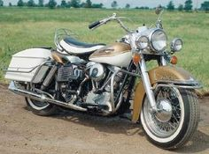 1965 Harley-Davidson FL Electra-Glide but I need a rear seat for my honey