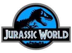 jurassic world logo vector - Google Search