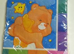 Care Bear Party Supplies Napkins Plates You Pick Item New | eBay