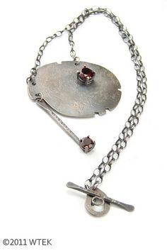 Orbit pendant by Wendy Edsall-Kerwin | Flickr - Photo Sharing!