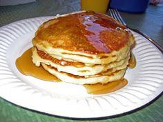Buttermilk Pancakes. ¥