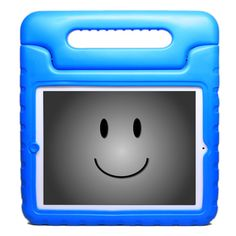 KaysCase KidBox Cover Case for Apple iPad 2, iPad 3 - the new iPad (Bluey)