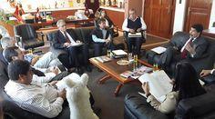 Delegación de la organización de ciudades patrimonio mundial llegará a Arequipa http://hbanoticias.com/4247