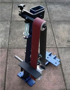 Knife Grinding Equipment - Ukbladesforum.co.uk: