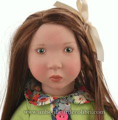 Découvrez toutes les nouvelles poupées 2018 de la maison Zwergnase