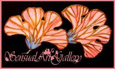 Kwiat wiśni - kolczyki