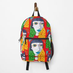 Promote | Redbubble Vera Bradley Backpack, Fashion Backpack, Backpacks, Lady, Unique, Clothing, Accessories, Clothes, Backpack