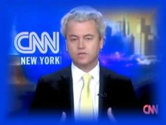 Geert Wilders Comes To America Owns CNN || Geert Wilders knows something about Islam....