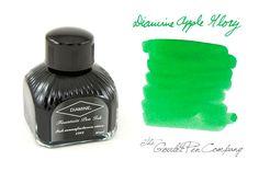 Fountain Pen Ink | Diamine Apple Glory - 80ml | GouletPens.com