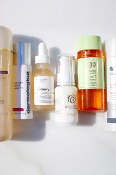 How to Use Acids and Retinol in a Skincare Routine | Beautyeditor