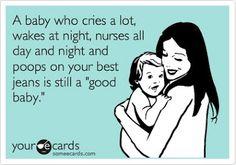 "Momma Jorje: ""Good Baby"""