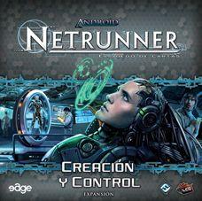 Fanáticos de Netrunner!!!   Ya tenéis disponible el pack creación y control...     Ya disponible en nuestra tienda www.cyberplanetshop.com
