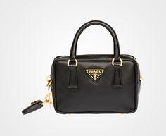 BL0705_NZV_F0002 - mini bag - Handbags - Woman - eStore | Prada.com