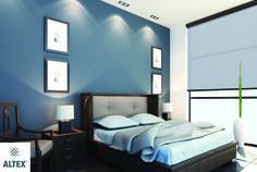 #bedroomdecor #blinds #windows #meridian