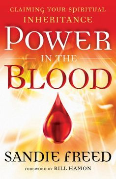 Power in the Blood: Claiming Your Spiritual Inheritance | Sandie Freed #Religious
