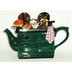 Aga Sunday Lunch Teapot in Green