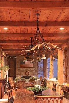awesome southwest style porch