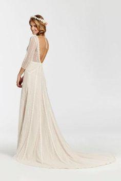See the beautifully boho Ti Adora wedding dress collection by Alvina Valenta for Spring 2015 here http://www.confettidaydreams.com/ti-adora-wedding-dresses/ on Confetti Daydreams wedding blog.