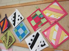 Textiles, Crafts To Sell, Handicraft, Fabric Crafts, Kids Rugs, Holiday Decor, How To Make, Diy, Things To Sell