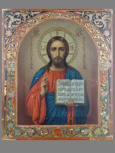 Икона модерн «Господь Вседержитель»