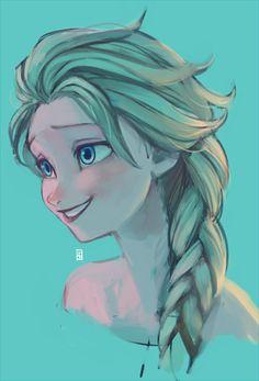 Disney's Frozen | Walt Disney Animation Studios / 「アナ雪落書き詰め」/「A-KA」の漫画 [pixiv] [14]