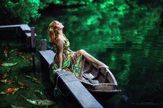 kareva margarita photographer   wonderful green by Margarita Kareva