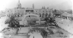 Xicotepec de Juárez - años atrás así era el centro de mi pueblo