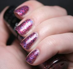 Hard Candy Glitter Jam allthatsparklesandshimmers.blogspot.com
