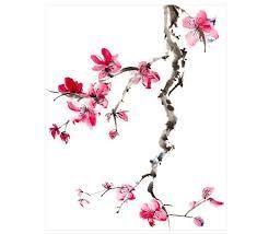Bildergebnis für kirschblüten ranke tattoo