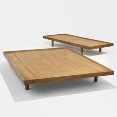 Charlotte Perriand / double daybed < Modern Design , 7 October 2008 < Auctions | Wright