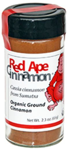 Organic Ground Cinnamon with Shaker Top, 2.3 oz. jar: https://www.outbid.com/auctions/6296-christmas-sale#22