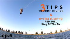 Hello my friends :) Today I am taking you back to my kiteboarding roots, and my FIRST red bull king of the air experience! Jump Higher, High Jump, Social Media Channels, Red Bull, Feel Good, Improve Yourself, In This Moment, Tips, Instagram