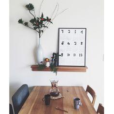 SNUG.TOYBLOCKS calendar 2015, white / Photo from http://instagram.com/copencopen