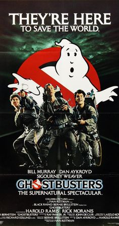 """Ghostbusters (1984) - """"We came, we saw, we kicked its ass!"""""""