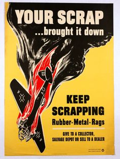 on the homefront - ww II posters - Google Search