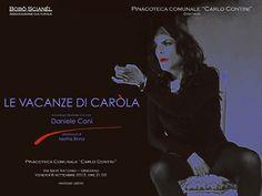 #Sardegna #teatro: Le vacanze di Caròla alla Pinacoteca di #Oristano