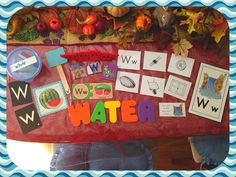 Four Seasons Christian Academy : My Father's World: Unit 10 Water