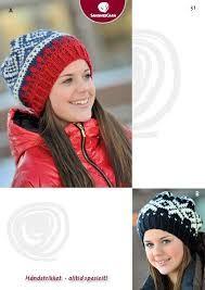 Lue i Marius Knitting Patterns Free, Free Pattern, Norwegian Knitting, Knit Crochet, Crochet Hats, Headbands, Knitted Hats, Pattern Design, Winter Hats