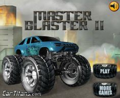 لعبة الشاحنة العملاقة 2 لعبة حلوة من العاب سيارات الرائعة جداً علي العاب فلاش ميزو.