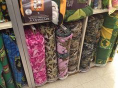 Duck Dynasty & Camo you pick we make and sell for $30 any size