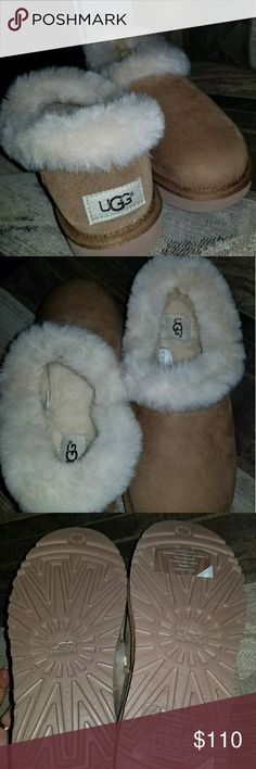 1bda2b81149 UGG Women s Nita Slippers Chestnut UGG Women s Nita Slippers Chestnut.  These are sold out everywhere