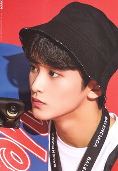 """NCT Season's Greetings 2019 — Mark"""" © im_missingno Mark Lee, D Mark, Yang Yang, Winwin, Taeyong, Nct Dream, Kpop, Grupo Nct, Nct 127 Mark"