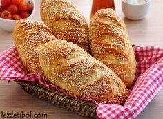 Susamlı Sandviç Ekmeği | Lezzetibol