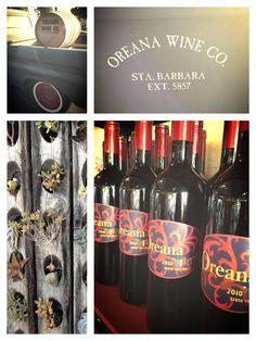 Oreana Wine Co Santa Barbara.....lots of fun and great music!!!