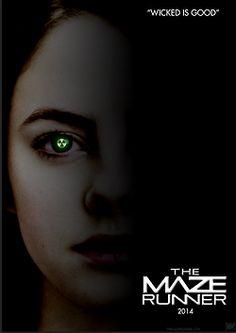the maze runner | Teresa I Character Poster/Fanmade