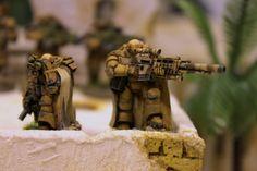 WAR HEAD: Hawkeyes and doorkickers