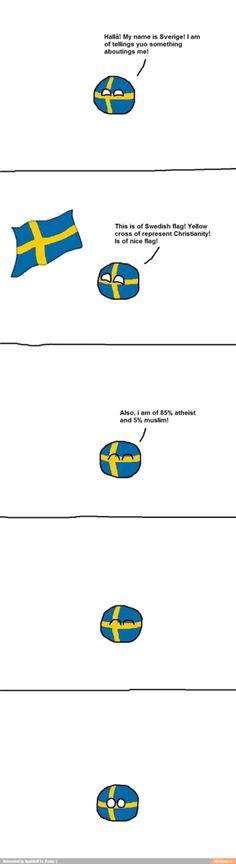 Swedens religions